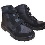Сапоги ботинки Kuoma Куома Tarra Trekking 1934-20 черные