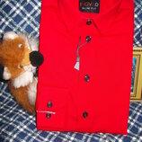 Рубашка INGVAR красная рост 116 - 182