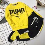 Мега крутой спортивный костюм PUMA