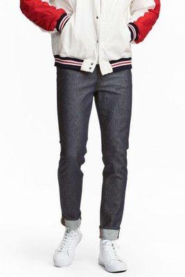 Оригинальные джинсы-Relaxed Skinny Jeans от бренда H&M разм. 34