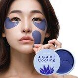 Гидрогелевые патчи для глаз Petitfee Agave Cooling Hydrogel Eye Mask