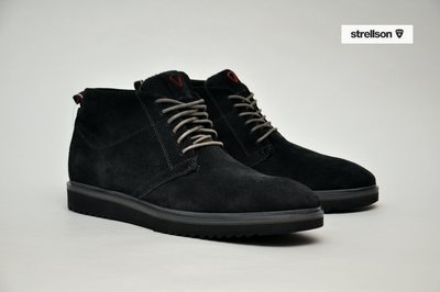 Strellson, Original. Брендовые демисезонные ботинки. Размер 43.