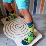 Балансир лабирнт, балансировочная доска, тренажер для детей, баланс борд, balans board