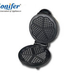 Вафельница Sonifer,вафли сердечки