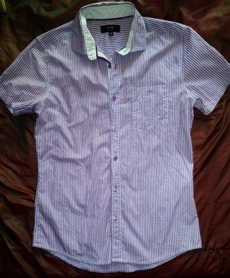 Рубашка молодёжная М 182 Oodji
