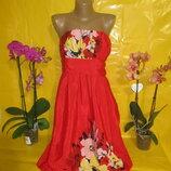 Очень красивое женское платье грудь 41-47 см George Джорж рр 14