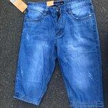 мужские джинс бриджи