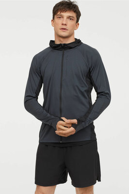 Спортивная толстовка H&M Sport Running XXL р-р