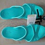 Шлепанцы Crocs 9 р кроксы