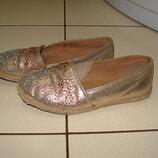 Нарядные туфельки-балетки Graceland 33 р