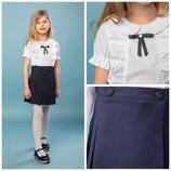 Блузы школьные от отечественного производителя Brilliant , 5-11 лет