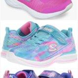 Детские кроссовки Skechers US 5 EUR 20,5 21 оригинал Скетчерс для девочки
