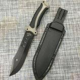 Большой нескладной нож с чехлом GERBFR 30,5см