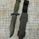 Большой тактический нож GERBFR 30,5см для охоты и рыбалки