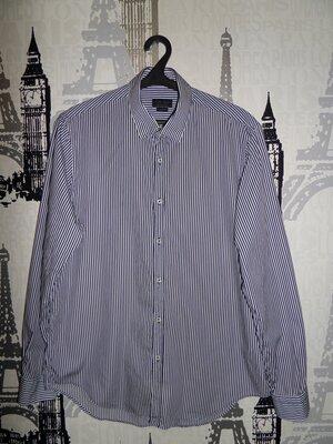 Красивая рубашка zara разм.XL