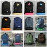 Рюкзак Nike. Распродажа. 11 Цветов в наличии