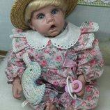 Кукла куколка лялька пупс как реборн.