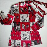Оригинальная блуза туника