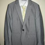 Строгий костюм Next, р. 134