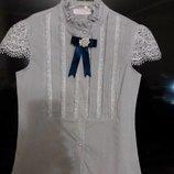 Красивая блузка Турция р.134, Супер скидка