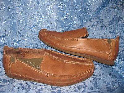 Туфли,мокасины Rockport,р.45-46 стелька 30,7см Кожа