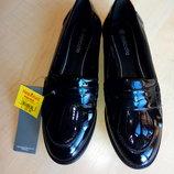 Классные лакированные туфли