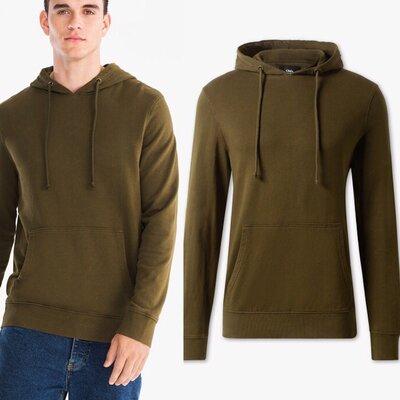 кофта худи свитер мужская размер с,л C&A