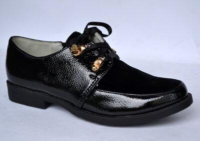 Туфли полуботинки для девочек тм W.Niko В.нико 31-36