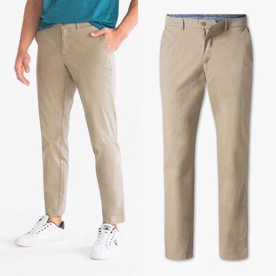 Мужские штаны чиносы брюки размеры 46,48,50,52,54 C&A