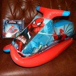 Надувной скутер детский человек-паук spider-man Bestway.