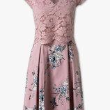 Фирменное нарядное платье C&A Yessica