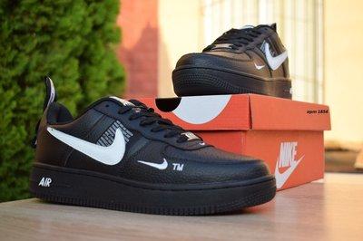 Кроссовки мужские Nike Air Force 1 Mid LV8 черные