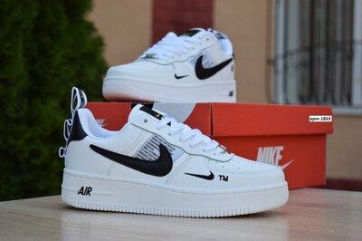 Кроссовки мужские Nike Air Force 1 Mid LV8 белые