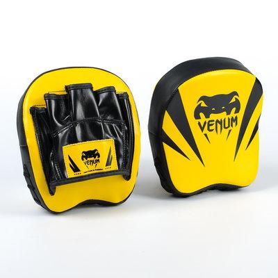 Лапа изогнутая боксерская Venum Flex 8325 2 лапы в комплекте, размер 18x16x5см