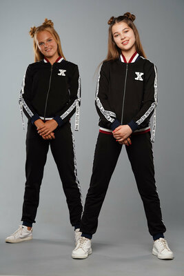 Новинка, стильный спортивный костюм Хелен , 134-164 см.