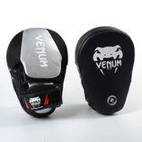 Лапа изогнутая боксерская Venum Flex 8323 2 лапы в комплекте, размер 26x19x5см