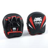 Лапа изогнутая боксерская Venum Flex 8324 2 лапы в комплекте, размер 18x16x5см