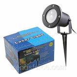 Уличный лазерный проектор Laser light без пульта