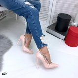Женские туфли лодочки Valentino