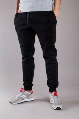Спортивные штаны PUNCH - Jog, Black черные