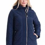 Удобная стильная демисезонная куртка р 44-66