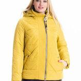 Стильная женская куртка от производителя р 44-66