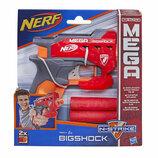 Пистолет Нерф Бигшок с большими стрелами - Bigshock, Nerf, Hasbro