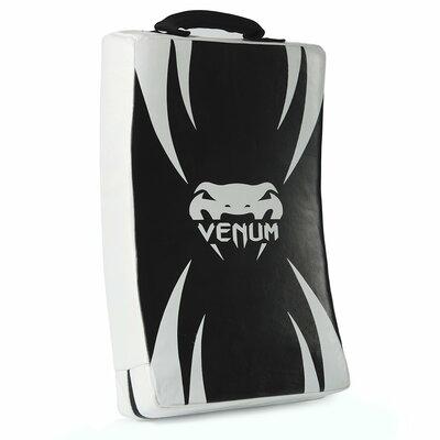 Макивара изогнутая кожаная боксерская Venum 8333 размер 55x35x10см