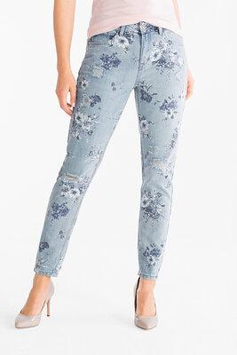 Фирменные рваные джинсы C&A