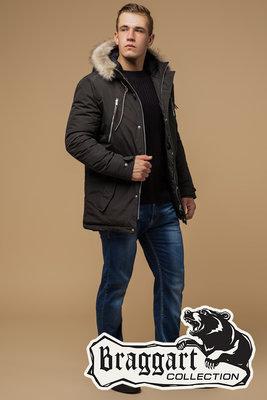 Зимняя куртка Braggart 46-56р.