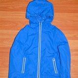 Синяя ветровка,куртка,2-3-4 года, 98,104 Состояние отличное