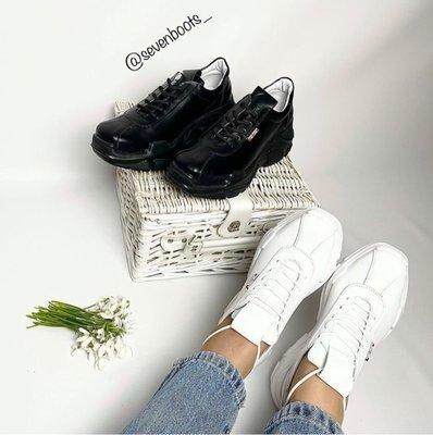 Мега качественные натуральные кожаные кроссовки на легкой подошве