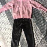 Кофта, свитер Many&Many 4-5 лет шерсть