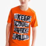 Хлопковая футболка C&A Германия.